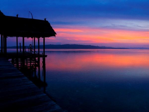 Sunrise at Mansuar...