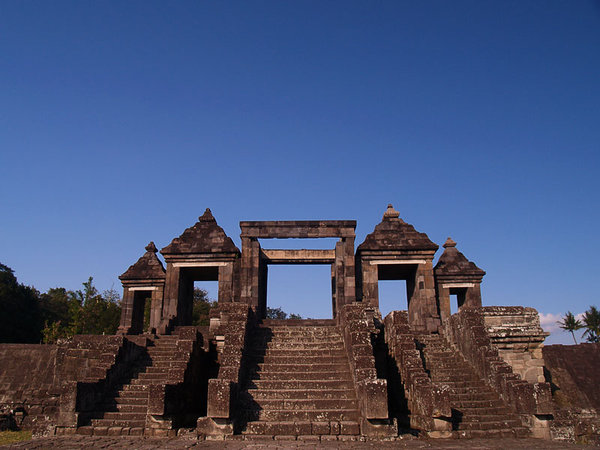 Ratu Boko, Central Java...